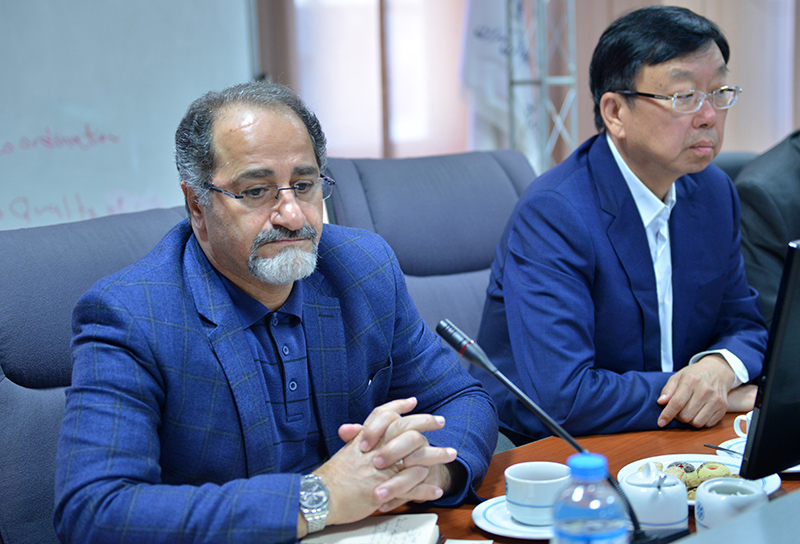مذاکرات گیاهان دارویی ایران چین