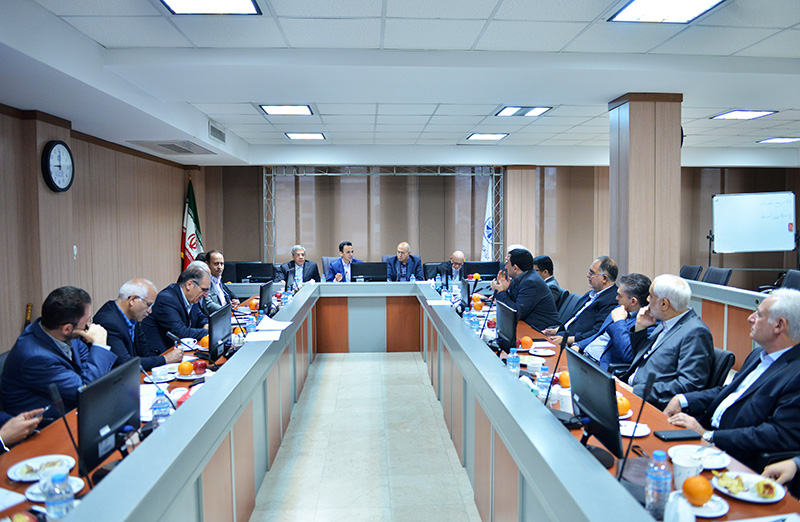 کمیسیون مشترک صنعت و معدن، تسهیل تجارت و بازار پول و سرمایه - 1397/01/28