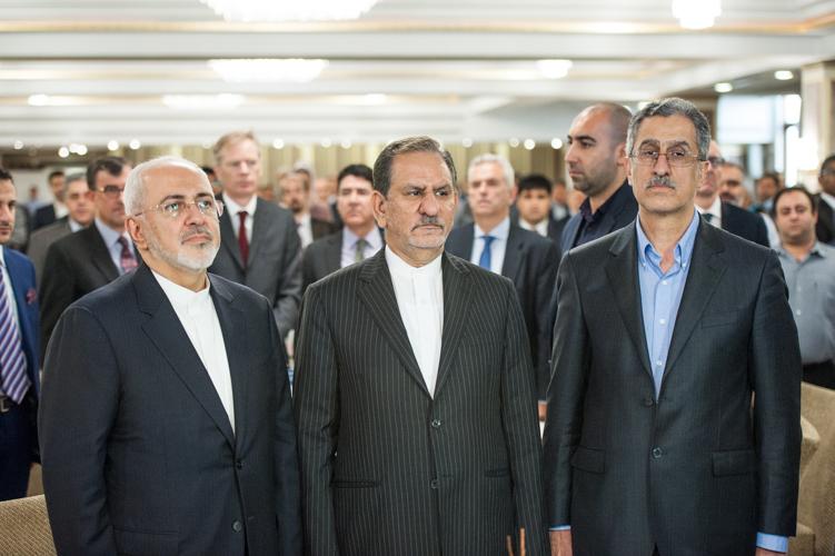 هم اندیشی فعالان اقتصادی بخش خصوصی و نمایندگان خارجی مقیم ایران