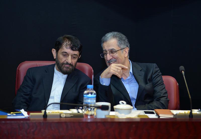چهل و چهارمین نشست هیات نمایندگان اتاق تهران