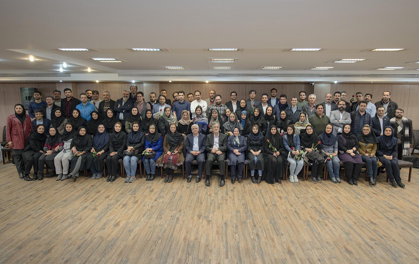 نشست اصحاب رسانه با هیات رئیسه اتاق بازرگانی تهران