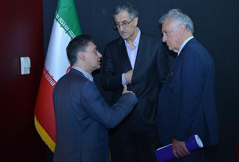 دومین نشست هیات نمایندگان اتاق تهران - دوره نهم