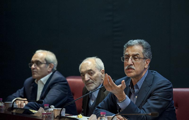 دهمین نشست هیات نمایندگان اتاق تهران - دوره نهم
