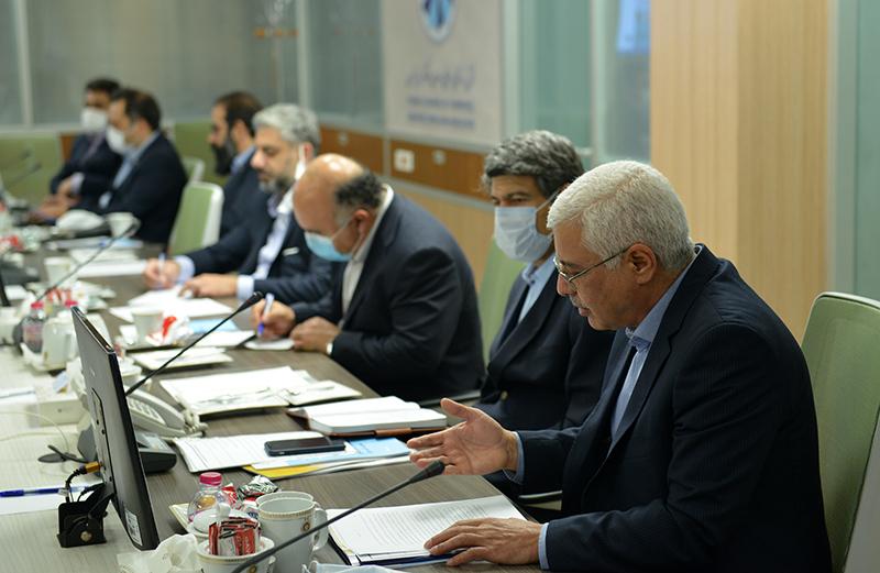 نشست با اعضای هیات مدیره انجمن روابط عمومی ایران در اتاق تهران