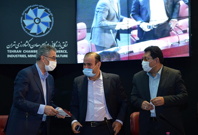 پانزدهمین نشست هیات نمایندگان اتاق تهران - دوره نهم