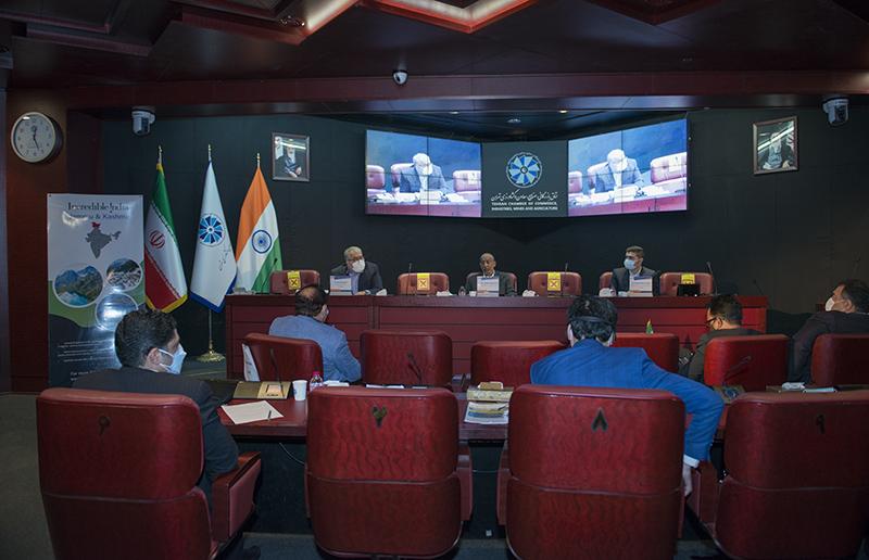 نشست اقدامات هند در بندر شهید بهشتی چابهار