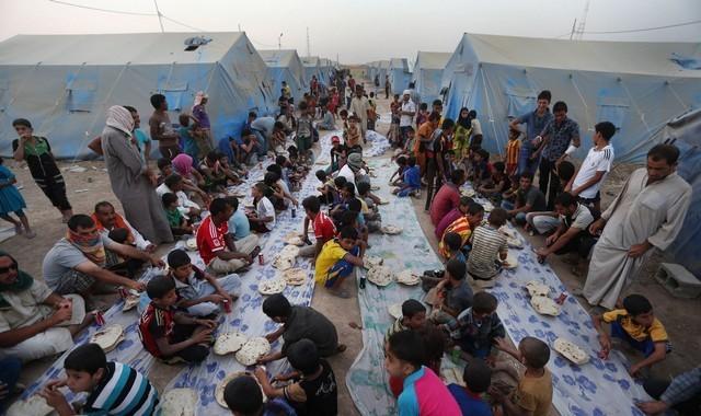 تلاش نوجوانان سوري مهاجر تنها براي شروع دوباره