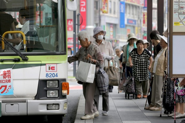 اکونومیست بررسی کرد: با پیر شدن ژاپنیها، نیروی کار آنها نیز پیر میشود
