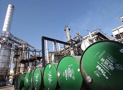 قیمت نفت در دو روز گذشته حدود 5 درصد کاهش یافت