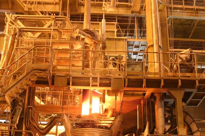 14 درصد رشد برای فولاد خام ایران