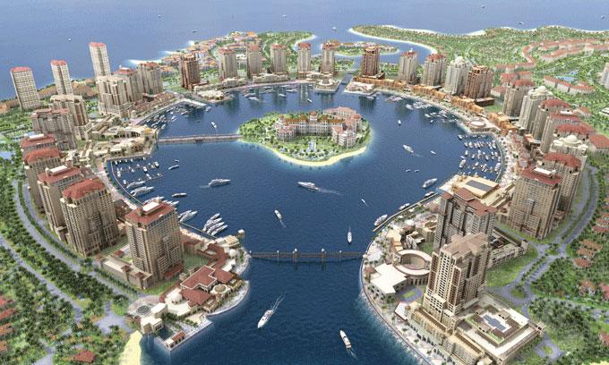 نتیجه تصویری برای قطر
