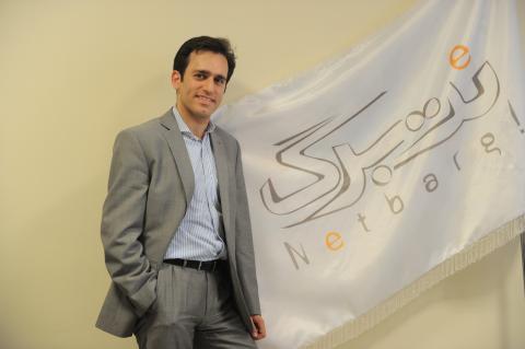 علیرضا صادقیان، بنیانگذار «نتبرگ» از زندگیاش میگوید