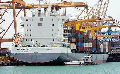 ورود دومین محموله تجهیزات بندری به بزرگترین بندر تجاری ایران