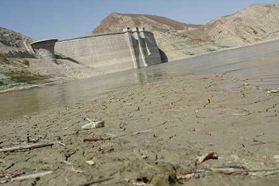 کاهش ۶ درصدی حجم مخزن سدها/کاهش ۱۴ درصد ورود روان آب به سدها
