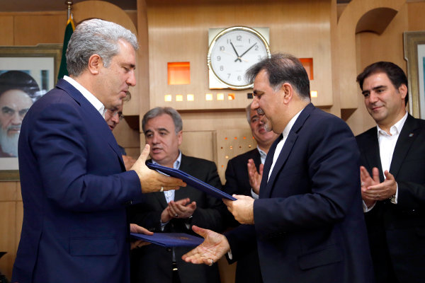 تفاهم وزارت راه و میراث فرهنگی برای حفظ بافت های تاریخی