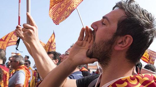 بعد از کاتالونیا، نوبت به استقلال میلان و ونیز رسیده است