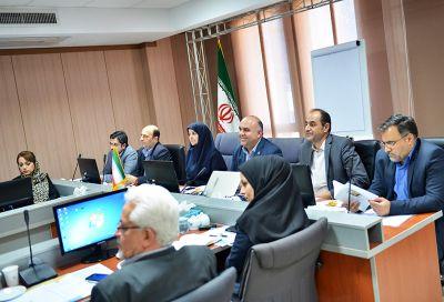 ترسیم خدمات ویژه اتاق تهران به تشکلها