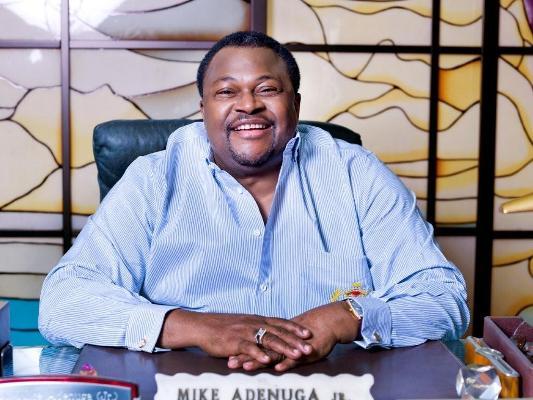 مایک آدنوگا صاحب دومین شرکت ارتباطاتی بزرگ نیجریه است