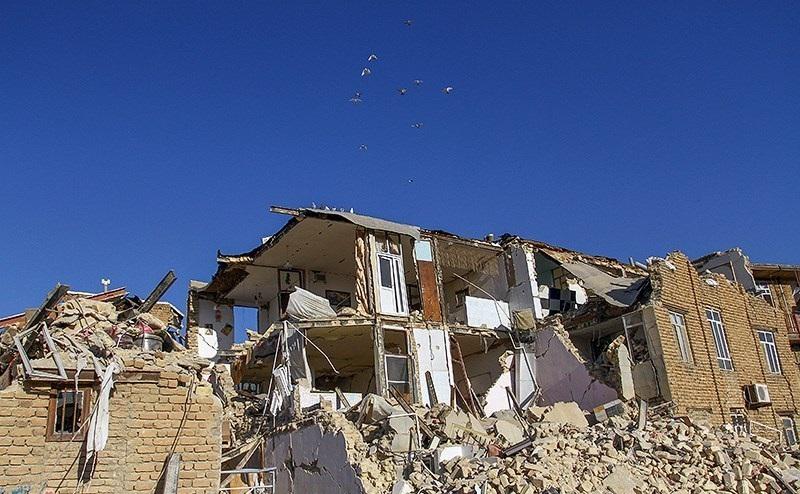 ساختمانهای غیراستاندارد قابل شناسایی نیست