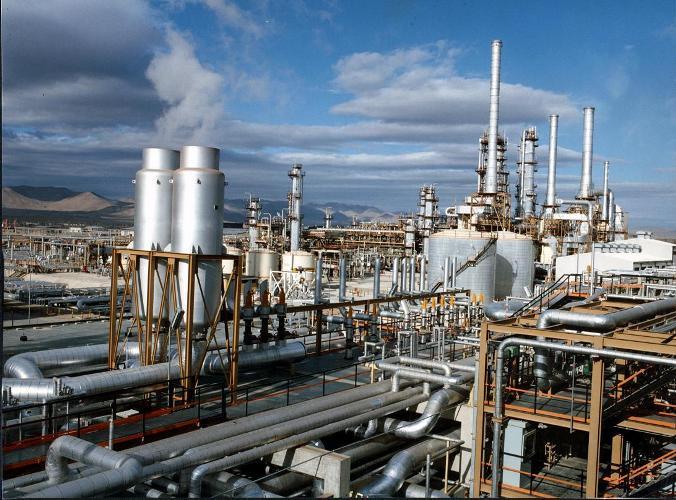 رشد مثبت صادرات معدن و منفی محصولات معدنی