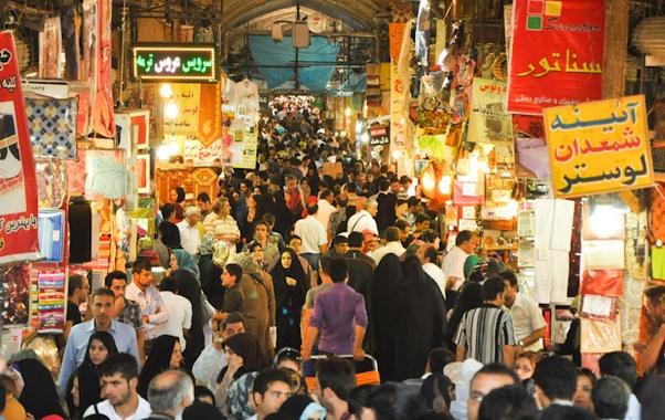 فراز و فرودهای تورم در ایران