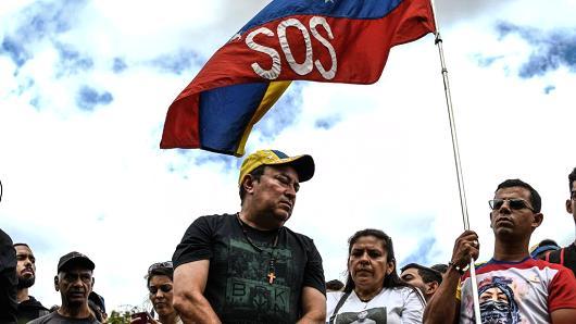 آوارگان ونزوئلایی رکورد جهانی را می شکنند