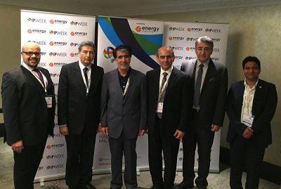 تشریح ظرفیتهای سرمایهگذاری ایران در کنفرانس جهانی نفت 2018