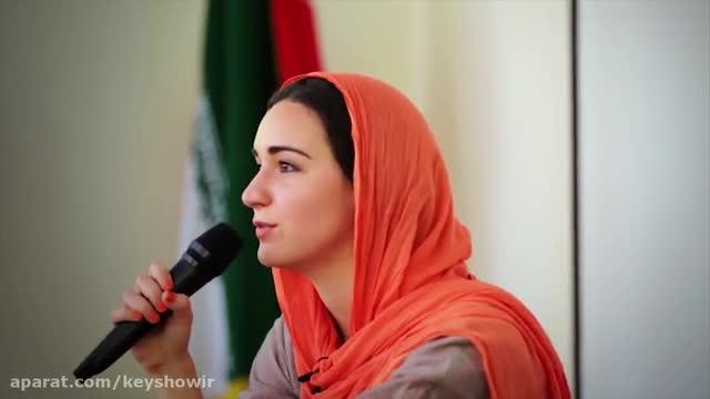 نگاهی به زندگی رکسانا ورزا، مدیر ایرانی موفق استارتآپی در جهان