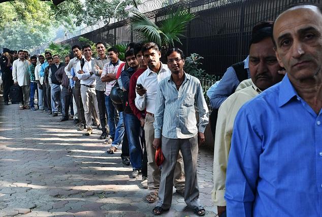 هند با بحران مالی رو به رو شده است؟
