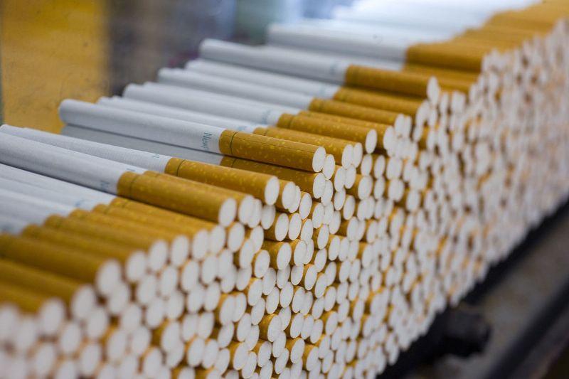 واردات سیگار 76 درصد کاهش یافت