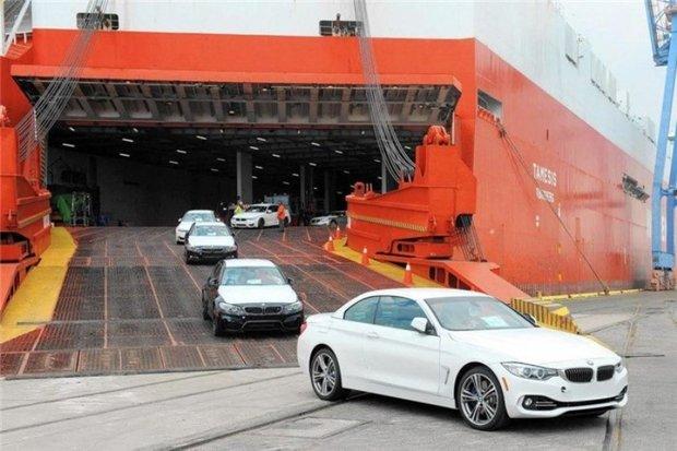 کاهش ۷۳ درصدی واردات خودرو در نخستین ماه سالجاری