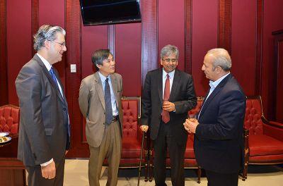 ضیافت خداحافظی سفیر کرهجنوبی در اتاق تهران