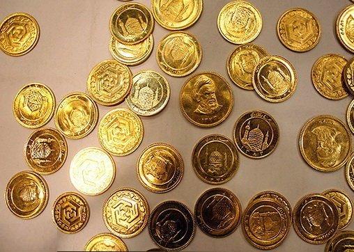 قیمت سکه طرح جدید ۲۰ هزار تومان کاهش یافت