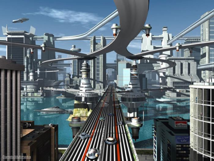 سفر به شهرهای آینده