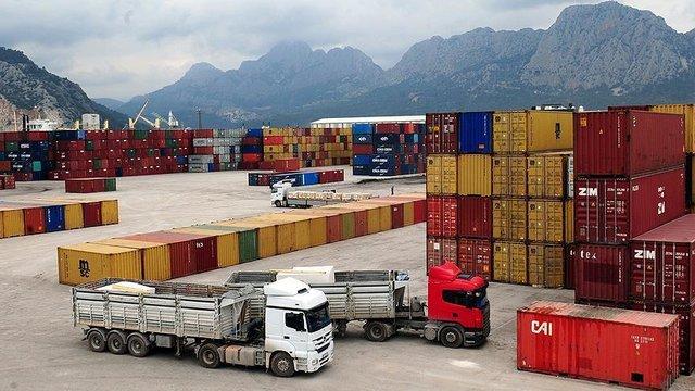 صادرات در دوماه اول سال 4.8 درصد رشد کرد
