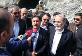پیشرفت فیزیکی قطعه یک آزادراه تهران – شمال به ۹۱ درصد رسید