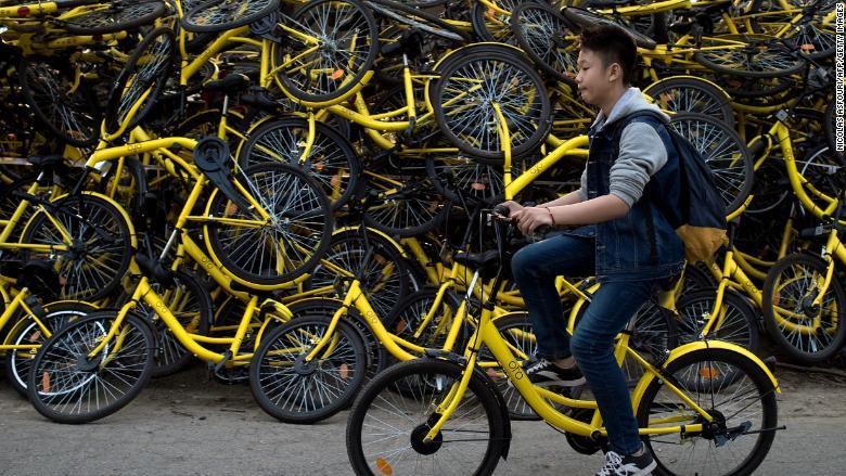 دوچرخه های هوشمند سوار شوید