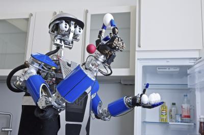 انقلاب پراضطراب رباتها در امریکا