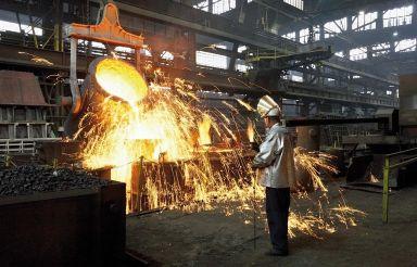 تولید ۱۸ کالای منتخب صنعتی کاهش یافت