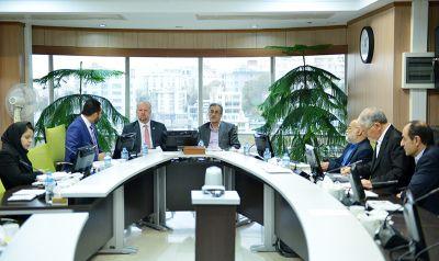 تقویت همکاری اتاق تهران با UNODC برای مقابله با فساد