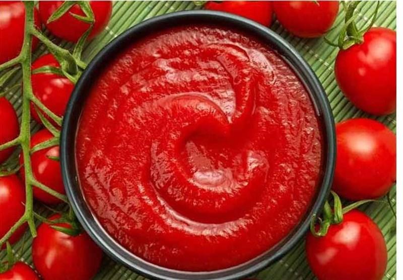 رفع ممنوعیت صادرات رب گوجه فرنگی