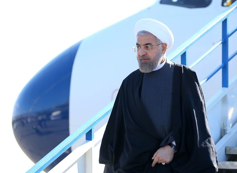 روحانی فردا به بغداد سفر می کند