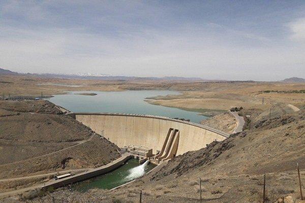 ۷۸ درصد مخازن سدهای ایران پر شد