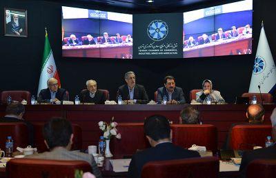 ترکیب هیات رئیسه اتاق تهران برای چهار سال آینده مشخص شد
