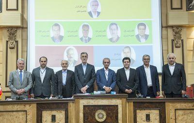 سه کرسی هیات رییسه اتاق ایران به اتاق تهران رسید