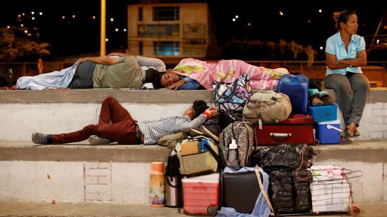 بیش از یک نفر از پنج نفر در ونزوئلا از سوءتغذیه رنج می برد