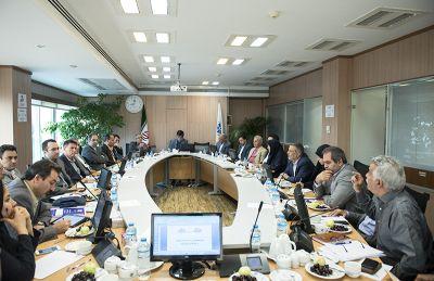 عیارسنجی برنامه رونق تولید وزارت صنعت، معدن و تجارت