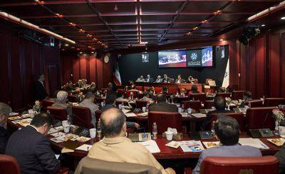 هشت عضو هیات نمایندگان اتاق تهران در هیات رئیسه کمیسیونهای تخصصی اتاق ایران