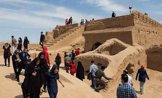 رونق گردشگری در بهشت معادن