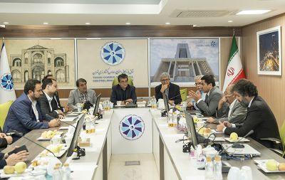 احمدرضا فرشچیان به جمع روسای کمیسیونهای تخصصی اتاق تهران ملحق شد